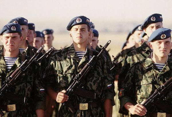 俄多军种举行军演 为加强打击恐怖分子和敌军的能力