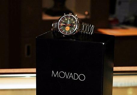 瑞士名表Movado第四季度销售额同比大跌下降