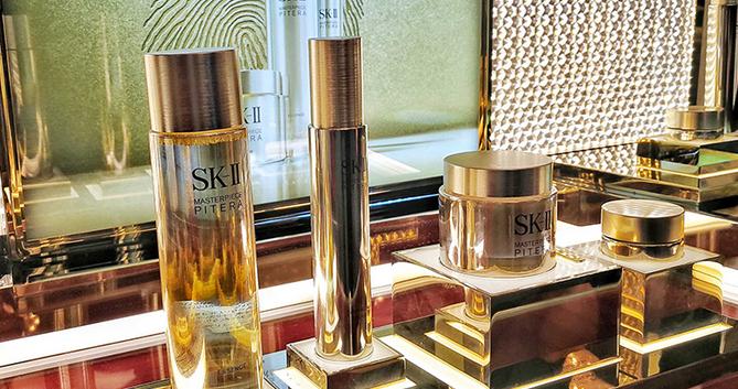 SK-II携其全新鎏金家族系列新品亮相