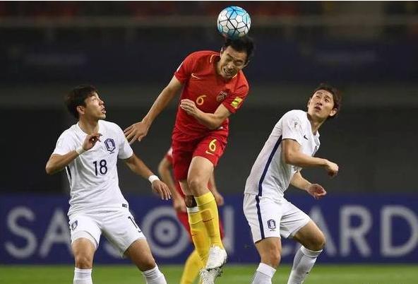 国足1-0韩国 世预赛国足战韩国国足1-0首胜