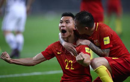 国足1-0韩国