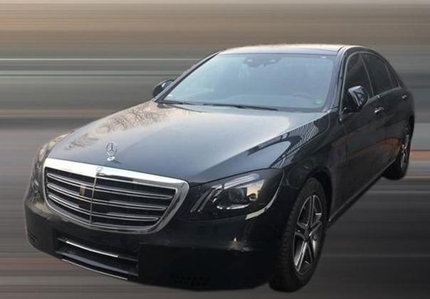 奔驰公司对汽车S级轿车进行升级 换装全新动力总成