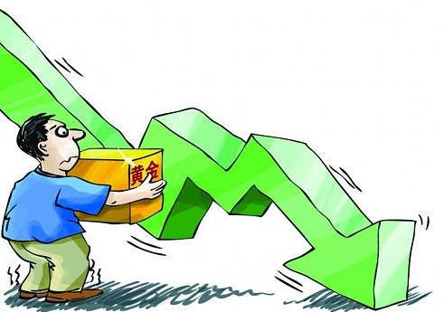 今日金价走势预测:黄金还是一蹶不振?