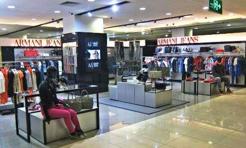 Armani旗下品牌Armani Jeans将于3月22日登陆天猫