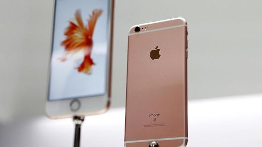 去年iPhone6s全球出货量约6000万部 击败iPhone7等手机