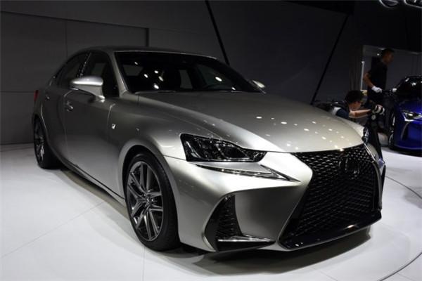 雷克萨斯公布新车计划 全新LS/LC车型年底上市