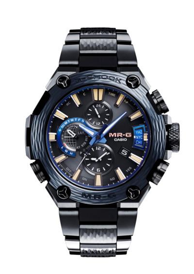 卡西欧携两款全新腕表亮相2017巴塞尔国际钟表珠宝展