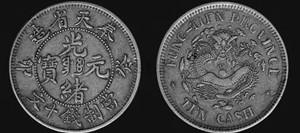 光绪元宝银币的基本鉴定方法介绍