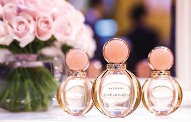 Bvlgari宝格丽发布Rose Goldea玫香金漾女士香水