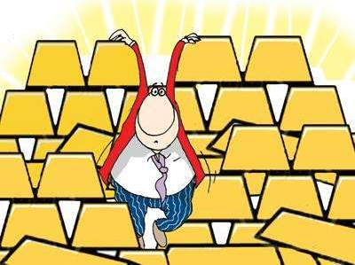 今日黄金最新消息:金价迎加息猛烈上涨