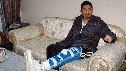 刘德华取消演唱会 病情康复至少取消3个月