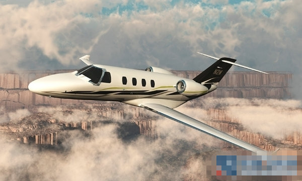 赛斯纳奖状M2:性能超凡卓越的商务私人飞机