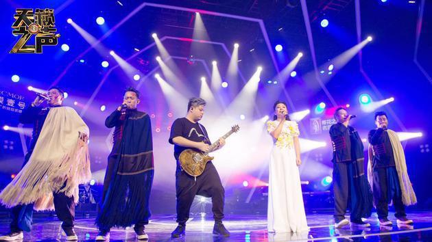 《天籁之声》传承民族音乐不含糊 萨顶顶挑战创新极限