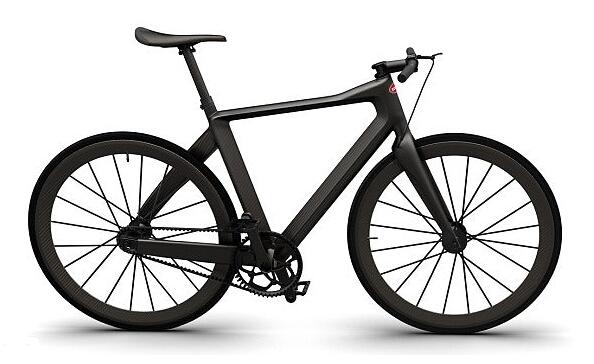 全球最轻自行车不到5kg