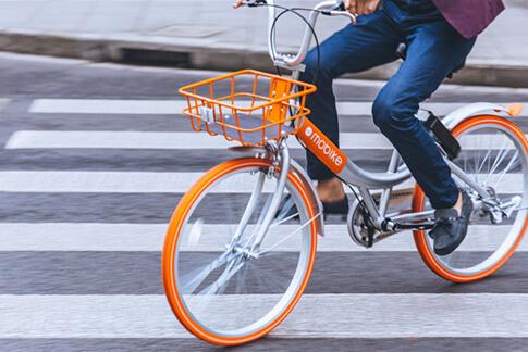 摩拜接入微信九宫格 30天骑行红包免费送