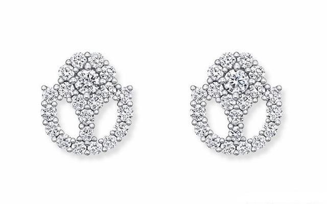 Harry Winston推出高级珠宝新作 简洁造型里的装饰艺术