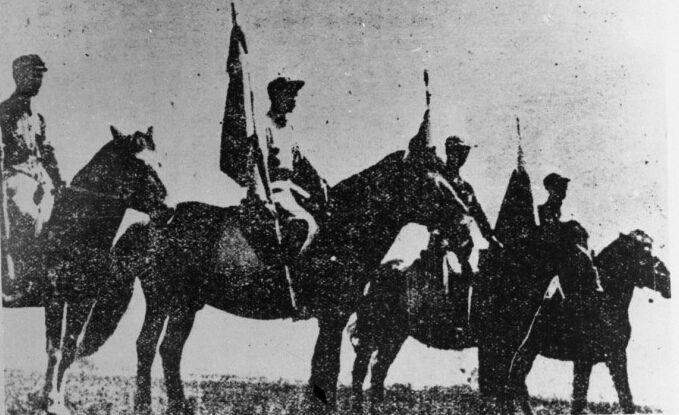 西征战役历时两个多月 为主力红军会师创造有利条件