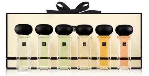 祖马龙推出珍茗系列古龙香水缩小版