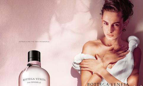 Bottega Veneta推出首款Eau Sensuelle女士香氛