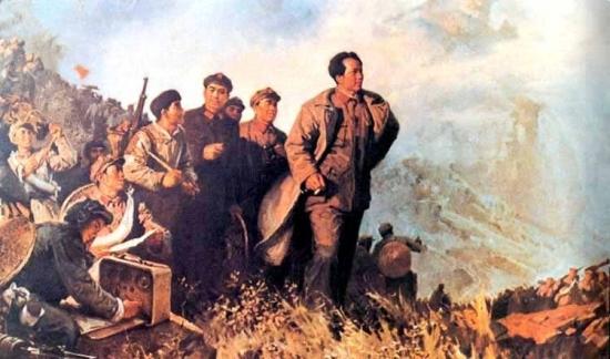 从《毛泽东军事文集》看长征 毛:性急有许多是不必要的