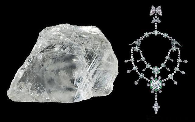 周大福永久珍藏款钻石项链 独一无二的珠宝臻品