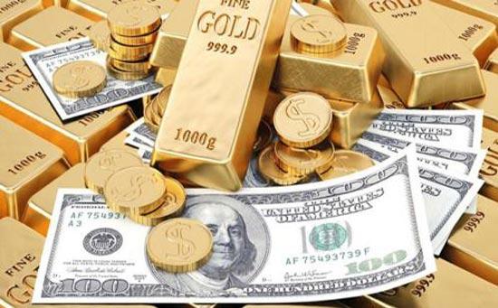 黄金美元携手同涨 下周金价、美指再续前缘?