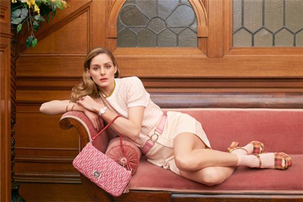名媛Olivia Palermo登上《The Edit》杂志4月号封面