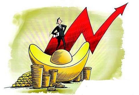 今日黄金最新消息:金价暴涨原因分析