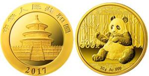 2017年熊猫金币有什么特别的收藏价值