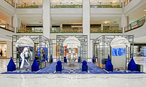 CHAUMET尚美巴黎在北京SKP举办法式珍宝鉴赏展