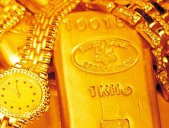 纸黄金震荡回落 市场对黄金看法积极