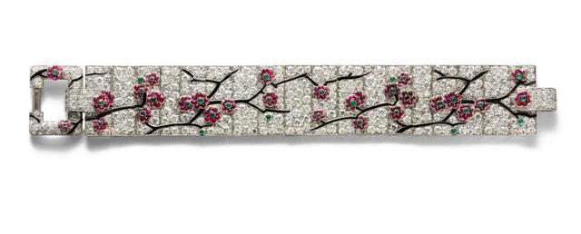 「Cartier 典藏中的亚洲想象」主题展 展现不一样的东方珠宝艺术