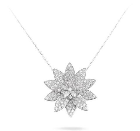 梵克雅宝Diamond Breeze系列珠宝新作 纯白钻石里的冰雪世界