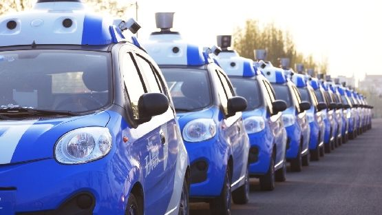 百度将搭建自动驾驶系统 提供完整软硬件和服务的解决方案