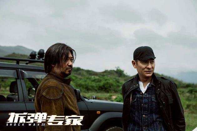 《拆弹专家》姜武变身悍匪 用爆炸追求极致的艺术