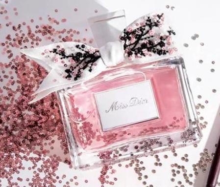 Dior迪奥推出漫舞花漾香氛高级订制版