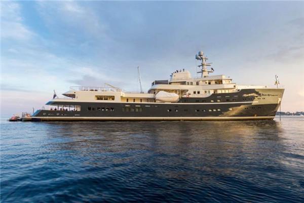 更加优雅 77.4米Legend探险游艇旧貌换新颜