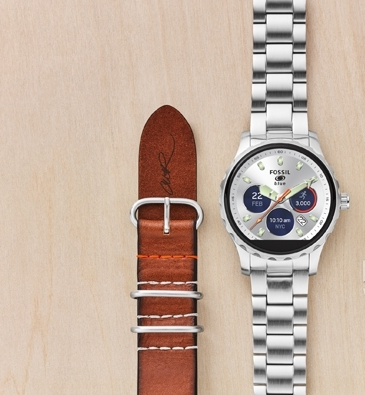 Fossil全新Q扩展系列腕表 搭载Android Wear 2.0系统