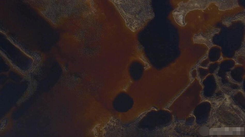 华北工业污水渗坑:华北地区发现超级工业污水渗坑