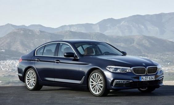 宝马全新BMW 5系Li减重最多达130公斤