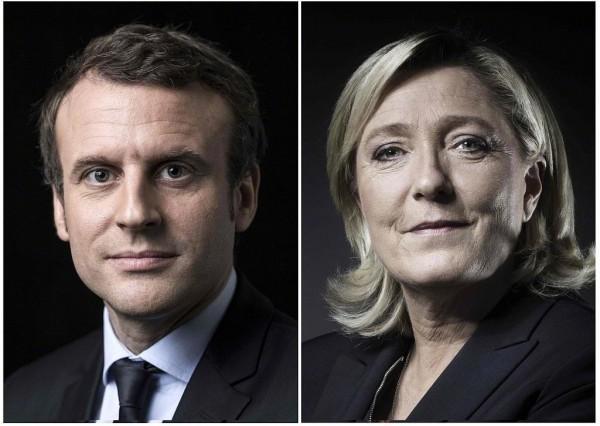 法国大选第一轮投票结果符合预期 黄金低开100点