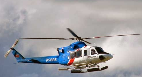 贝尔412EP:可全天候飞行安全可靠的私人直升机