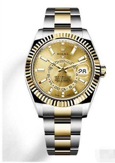 劳力士推出2017新款腕表 简单大气