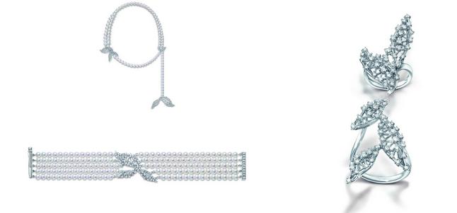 珠宝品牌Tasaki推出全新婚礼系列珠宝作品
