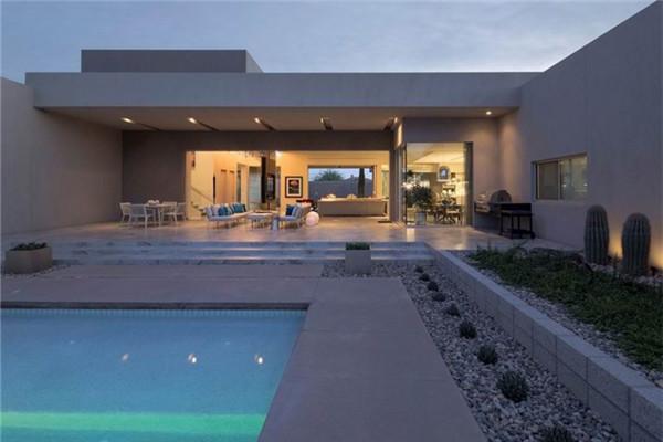 鸟巢豪宅:建立出轻快广阔的开放型空间