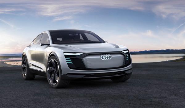 奥迪推出全新e-tron Sportback concept车型