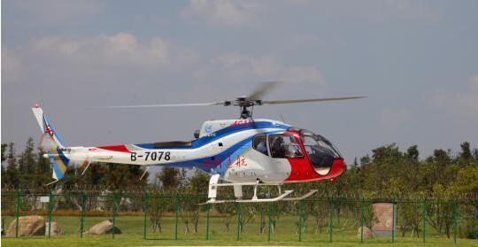 国产直升机高高原机场试飞成功 直升机性能得到考验