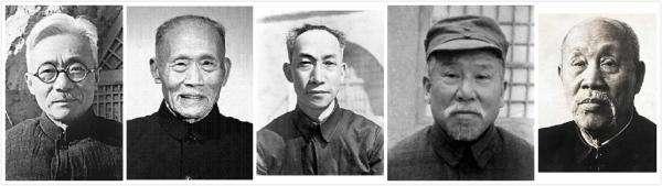 毛泽东赞扬林伯渠 你总站在革命的最前线
