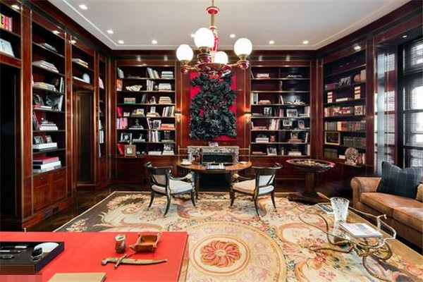 曼哈顿上东区超级豪宅:尽显奢华和古典