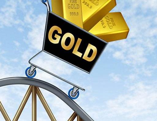特朗普税改来临 黄金现货交易回踩支撑